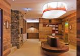 Wellnessbereich im Forsters Posthotel