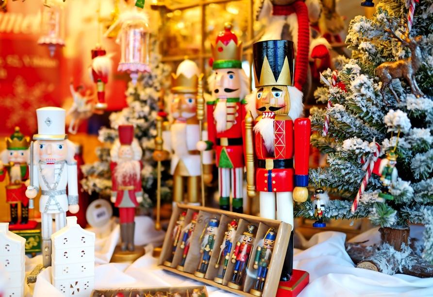 MS VistaSky, Weihnachtsmarkt