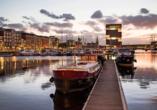MS Amelia, Hafen Antwerpen