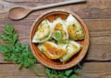 Tauchen Sie auch in die kulinarische Welt der verschiedenen Länder ein.