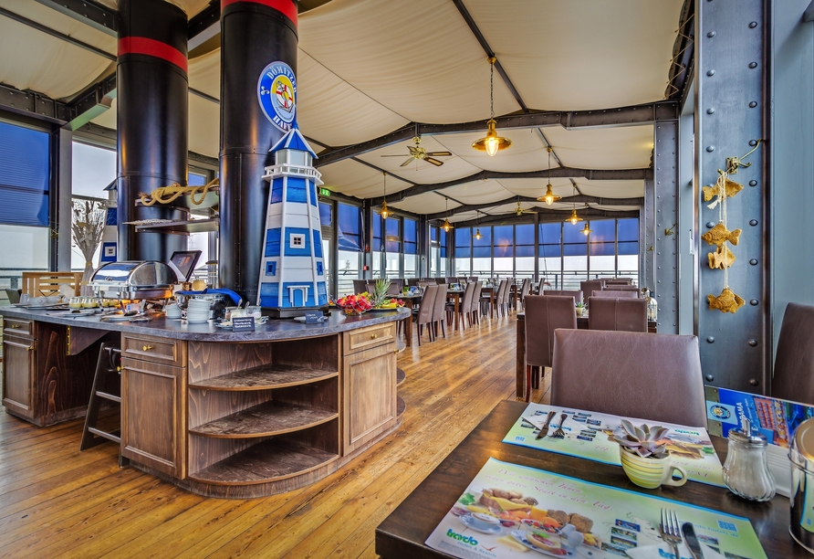 Hotel Dömitzer Hafen, Panorama-Café