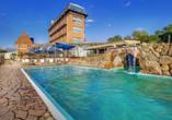 Hotel Dömitzer Hafen, Pool