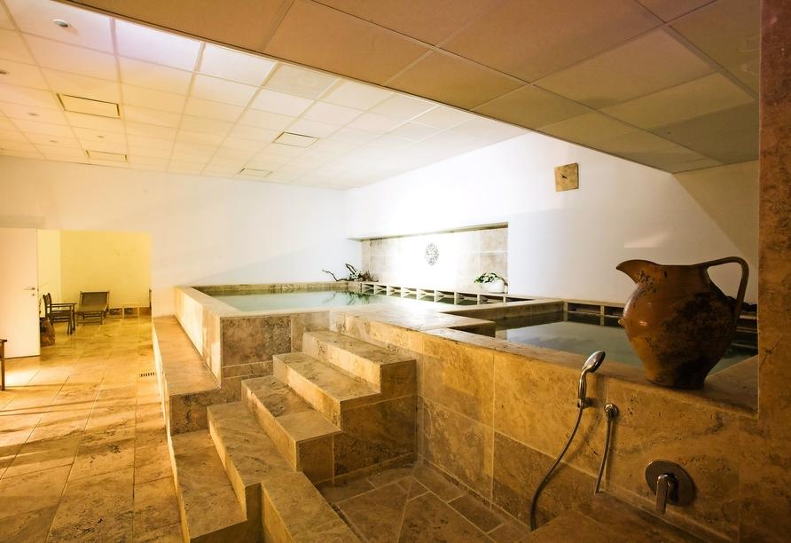 The Florence Hills Resort & Spa, Wellnessbereich