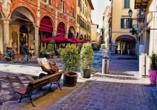 Rundreise Italien Toskana, Pisa Altstadt