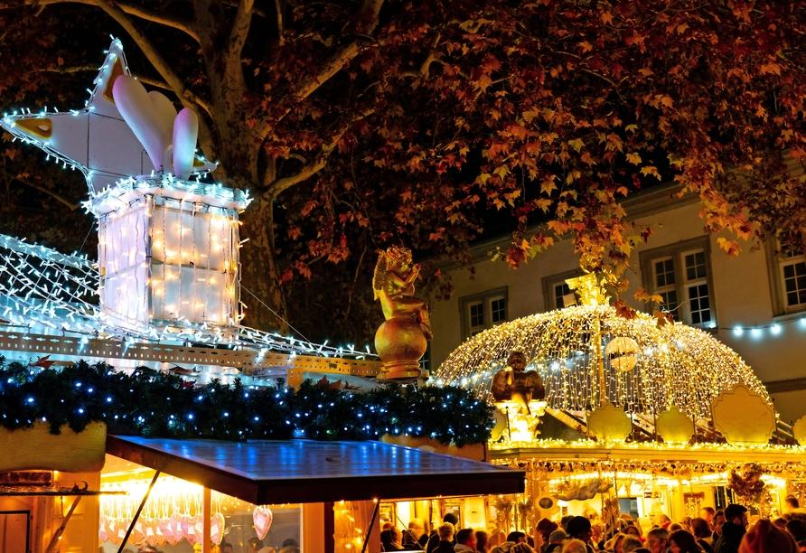 MS Annika, Koblenz Weihnachtsmarkt