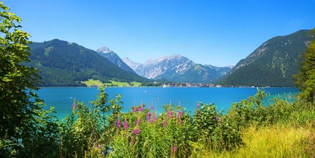 Alpenhotel Edelweiss in Maurach, Österreich, Achensee