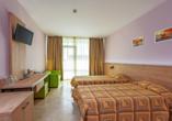 Hotel Ivana Palaca Sonnenstrand, Beispiel Doppelzimmer