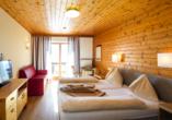 Sattleggers Alpenhof Zimmerbeispiel
