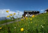 Sattleggers Alpenhof Außenansicht