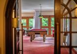 Hotel Parks, Velden Österreich, Billard