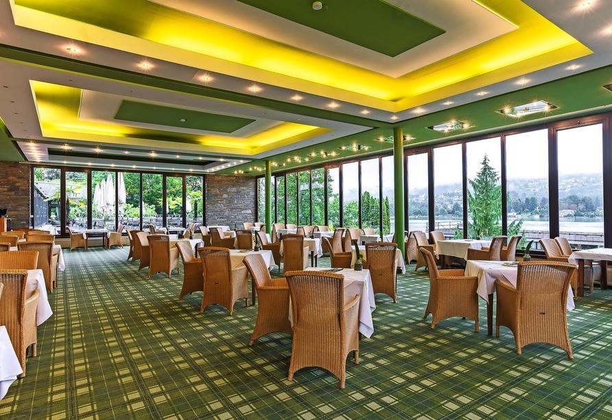 Hotel Parks, Velden Österreich, Restaurant