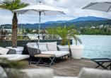 Hotel Parks, Velden Österreich, SOL Beachclub