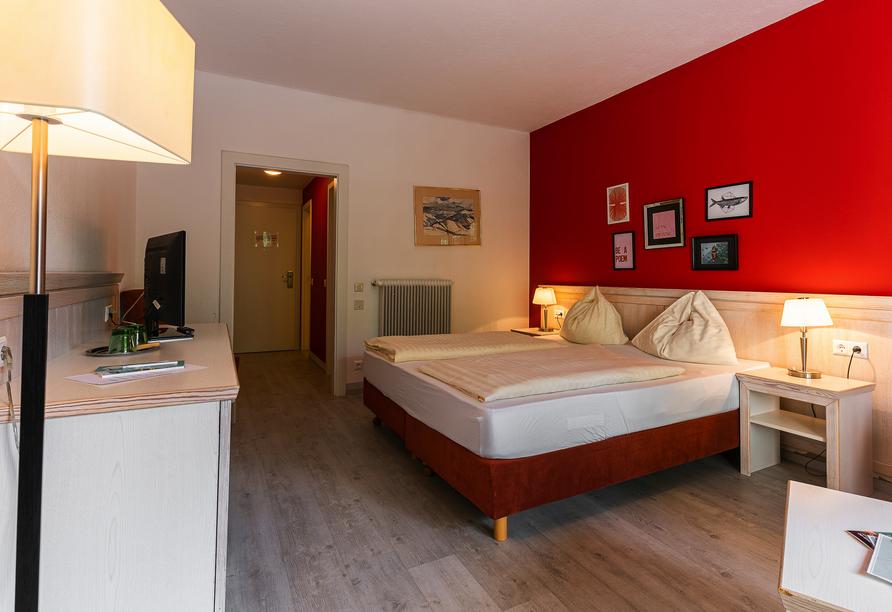 Hotel Parks, Velden Österreich, Doppelzimmer Classic