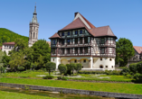 Das Residenzschloss Bad Urach steht für die Glanzzeit der Grafschaft Württemberg.