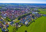 Genießen Sie Ihren Urlaub in Neustadt an der Donau.