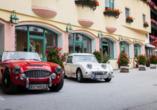 Hotel Der Kirchenwirt, Reith, Österreich, Außenansicht