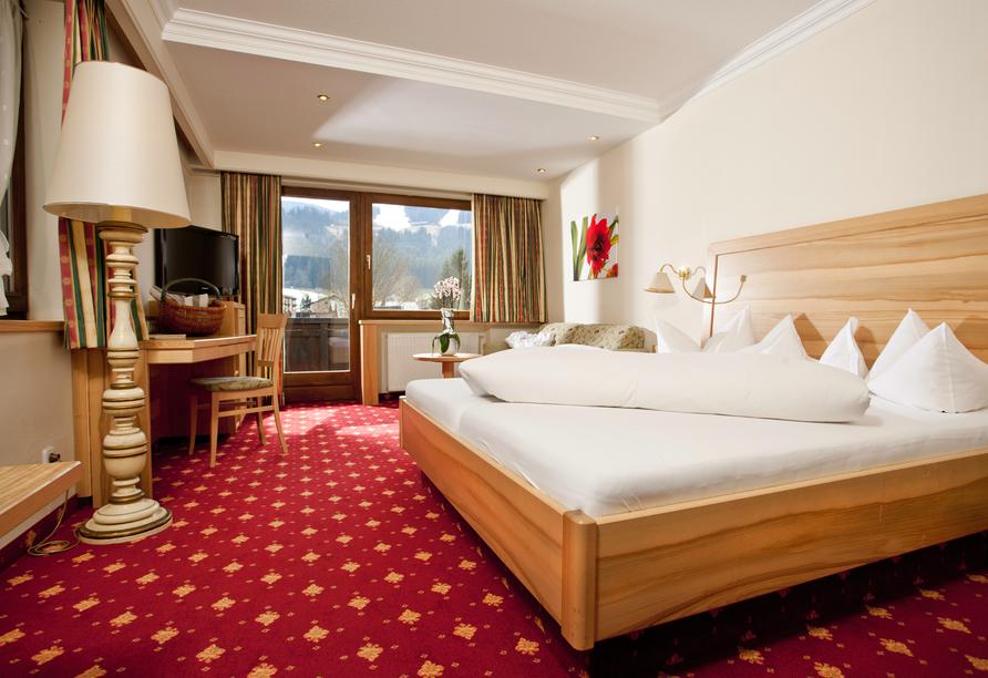 Hotel Der Kirchenwirt, Reith, Österreich, Doppelzimmer Superior