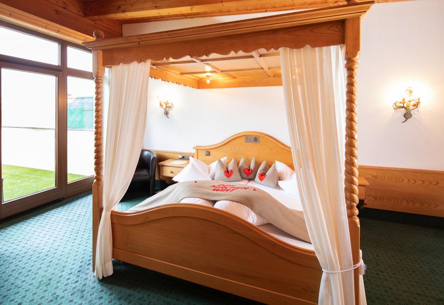 Hotel Der Kirchenwirt, Reith, Österreich, Doppelzimmer Classic