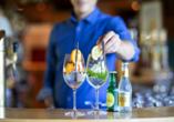 Hotel Der Kirchenwirt, Reith, Österreich, Cocktails