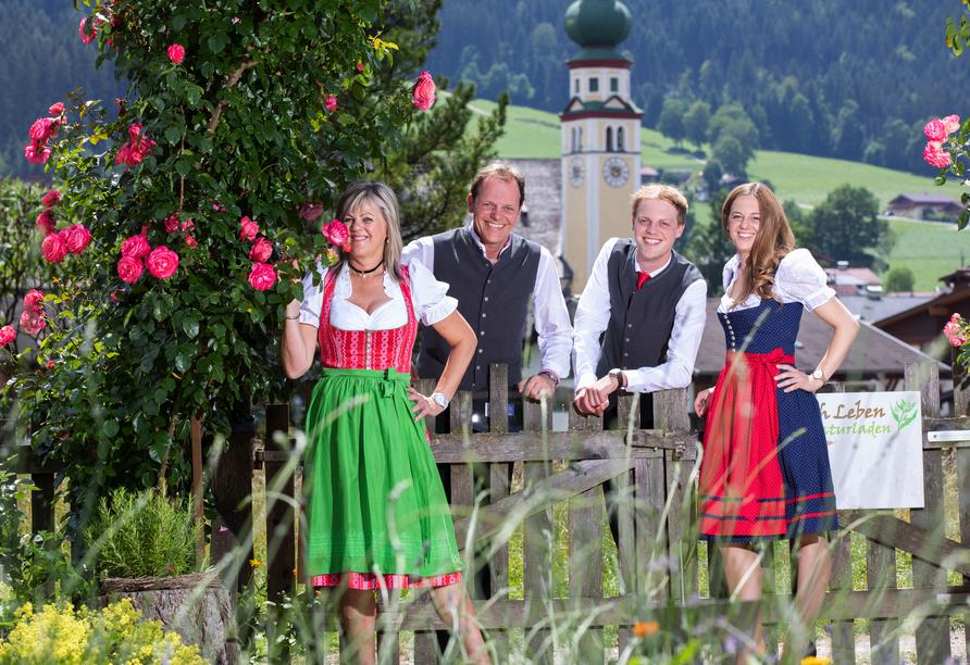 Hotel Der Kirchenwirt, Reith, Österreich, Familienhotel