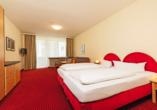 Morada Hotel Bad Wörishofen, Beispiel eines Doppelzimmers