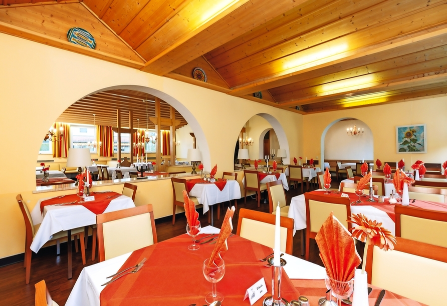 Morada Hotel Bad Wörishofen, Restaurant