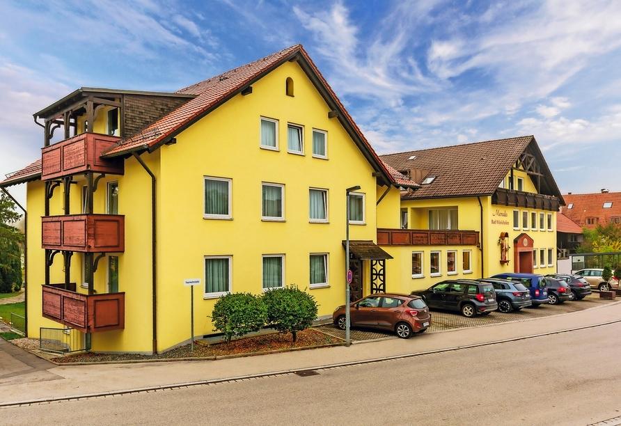 Morada Hotel Bad Wörishofen, Außenansicht