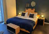 Lieblingsplatz Strandhotel St. Peter-Ording, Beispiel Doppelzimmer Komfort