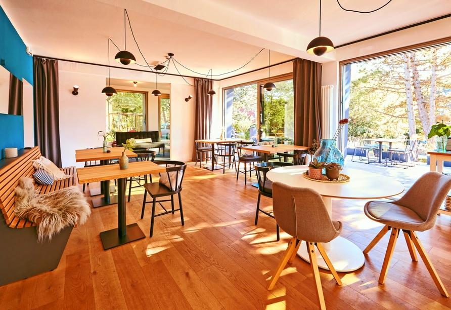Lieblingsplatz Strandhotel St. Peter-Ording, Außenbereich
