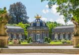 Die prunkvolle Eremitage in Bayreuth