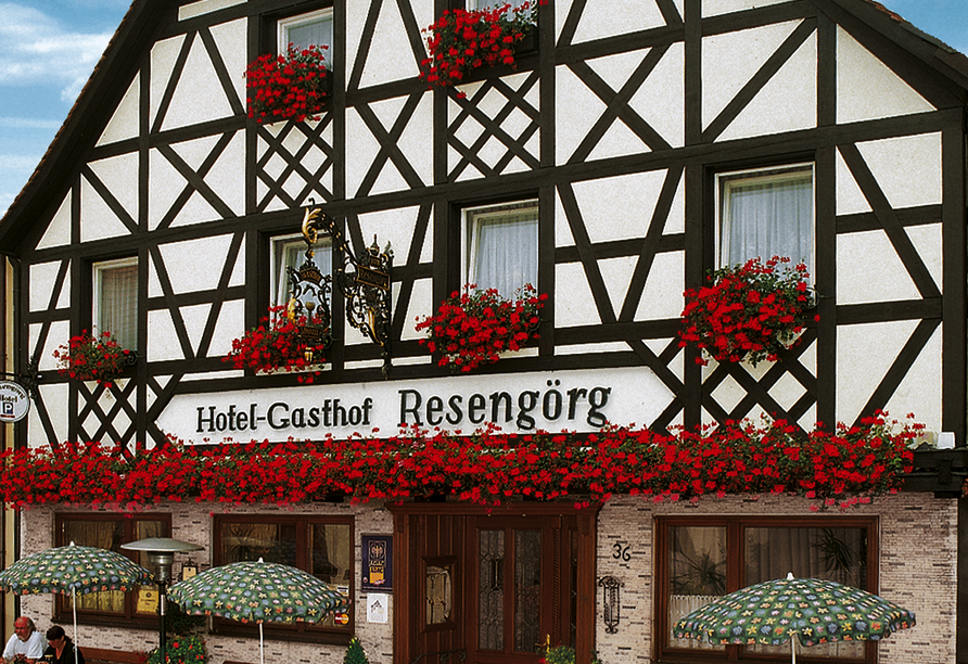 Herzlich willkommen im Hotel-Gasthof Resengörg!
