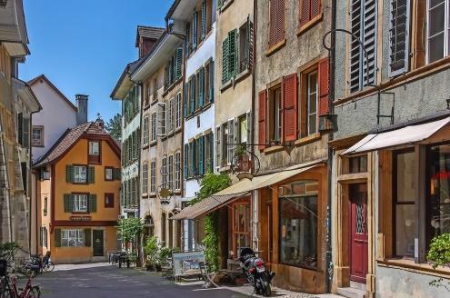City Hotel Biel Bienne Schweiz, Altstadt Biel