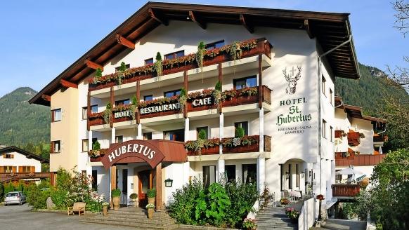 Ihr Hotel St. Hubertus in Lofer begrüßt Sie im wunderschönen Salzburger Land!