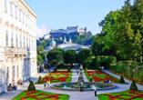 Ein Ausflug in die Mozartstadt Salzburg sollte in jedem Fall auf Ihrer Urlaubsliste stehen.