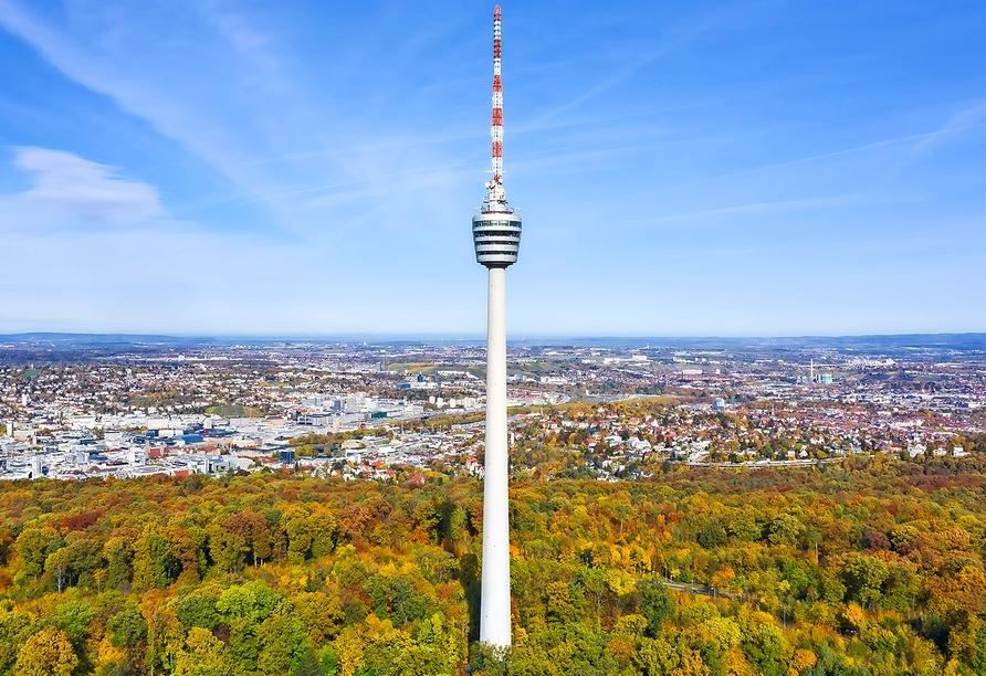 Willkommen in der schwäbischen Metropole Stuttgart!