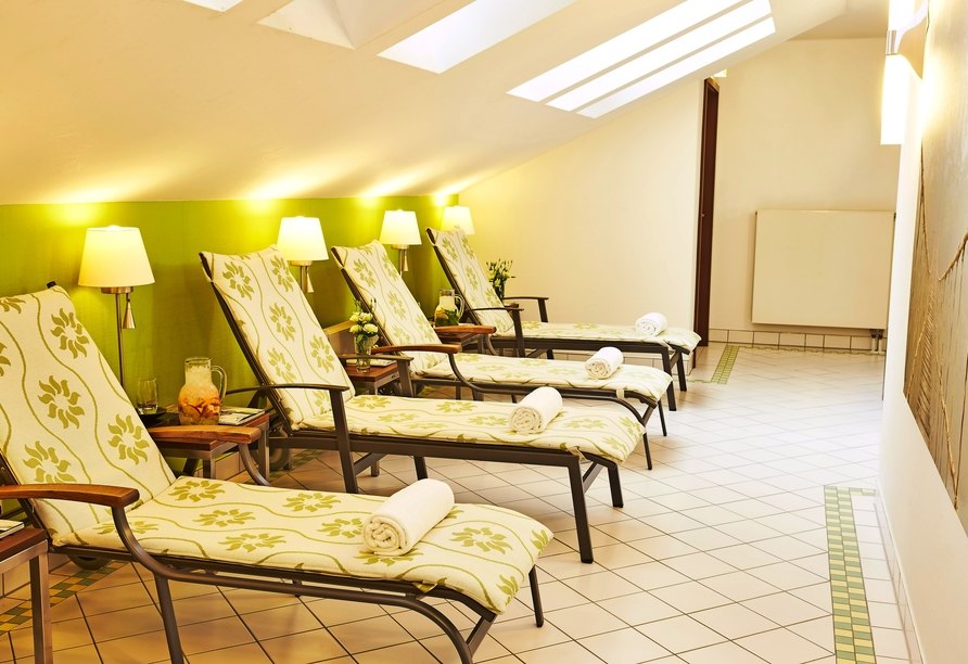 Steigenberger Hotel Bad Homburg, Sauna