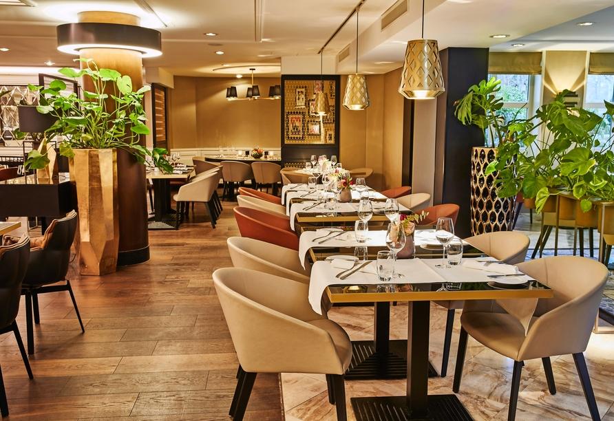 Steigenberger Hotel Bad Homburg, Restaurant