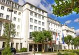 Steigenberger Hotel Bad Homburg, Außenansicht