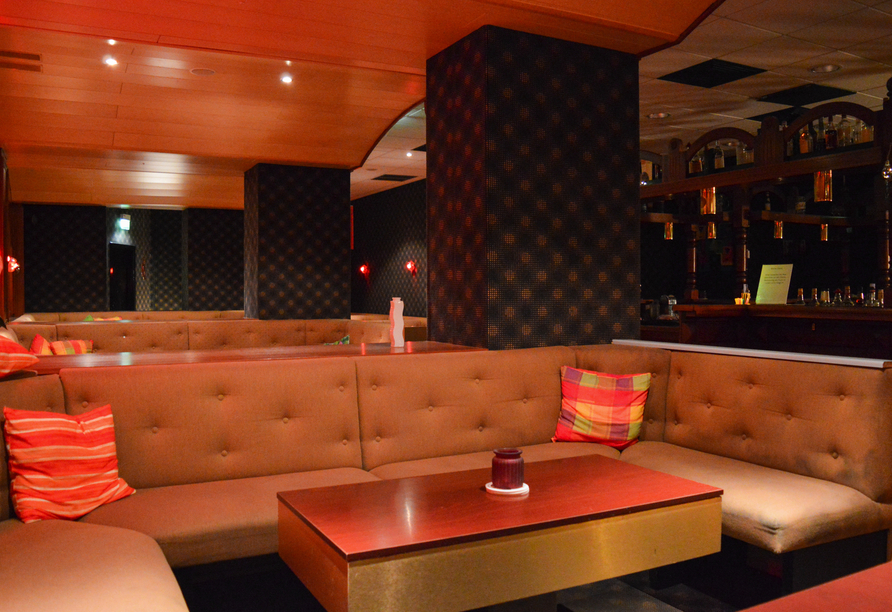 Gemütliche Sitzecke im Carea Residenz Hotel Harzhöhe.