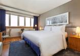 Radisson Blu Hotel Hamburg, Beispiel Doppelzimmer