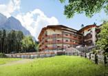 Herzlich willkommen im Parc Hotel Miramonti in Völs am Schlern.