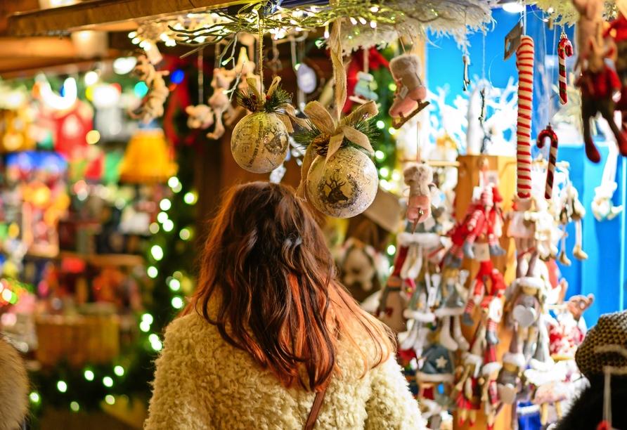 MS VistaSky, Christmas Shopping