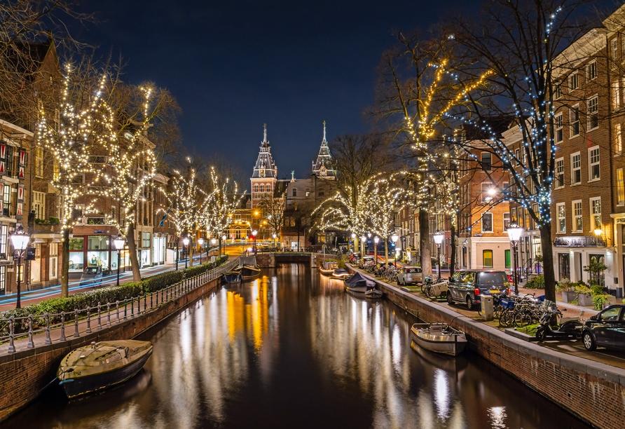 MS VistaSky, Amsterdam