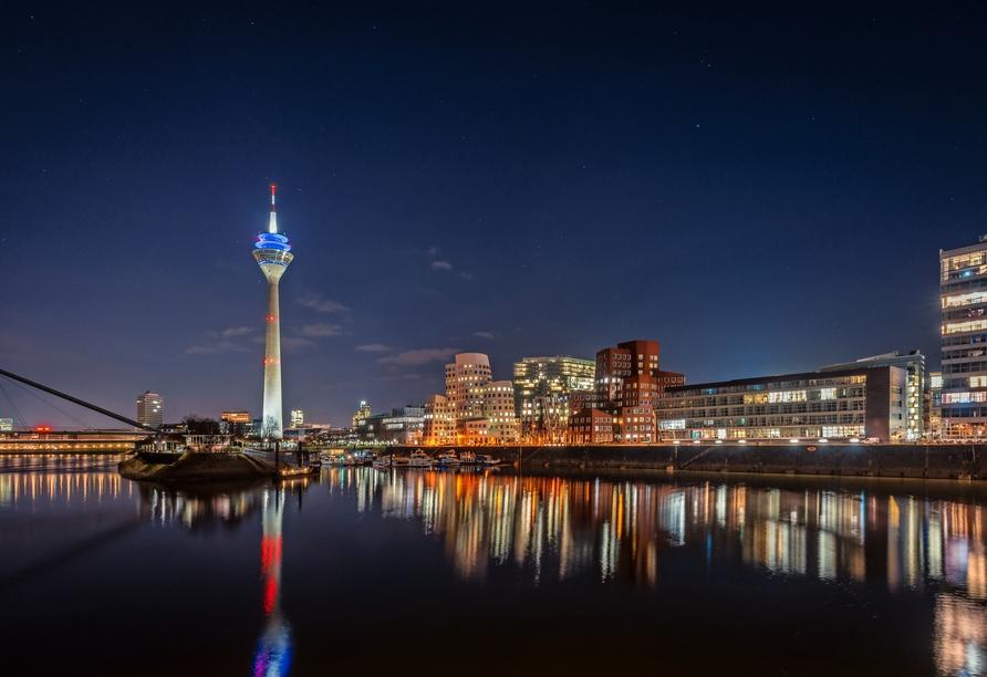 MS VistaSky, Düsseldorf