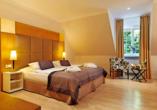 Beispiel eines Doppelzimmers Superior (Landhaus) in der Hotel-Residence Klosterpforte