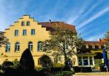 Hotel Dorotheenhof Weimar, Außenansicht Hotel