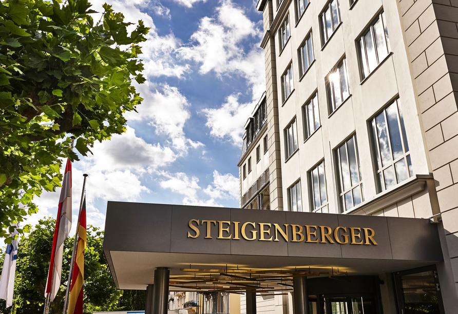Steigenberger Hotel Bad Homburg