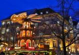 MS Annika, Weihnachtsmarkt Bonn