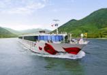 A-ROSA Flussschiff Außenansicht