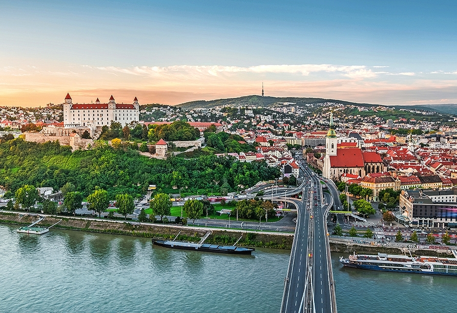 A-ROSA, Bratislava